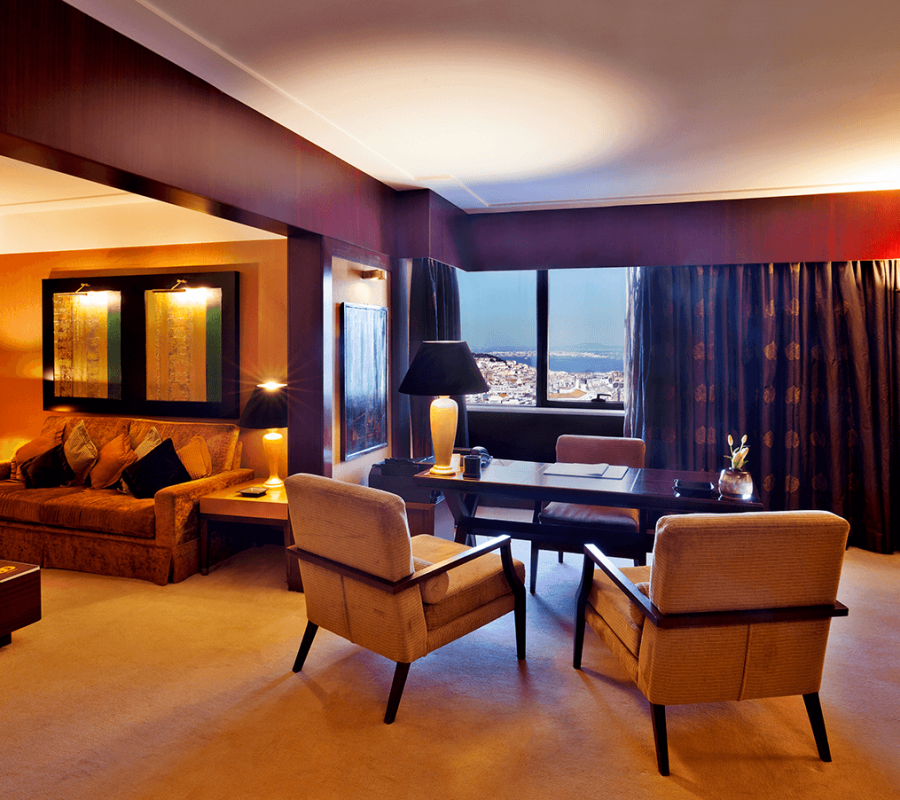 Presidential Suite InterContinental Lisbon