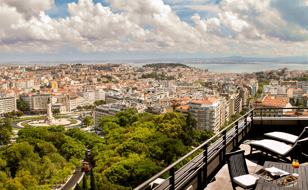 Exterior InterContinental Lisbon 9