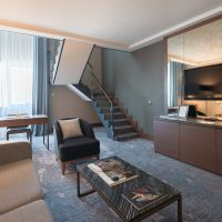 InterContinental Lisbon Duplex Suite