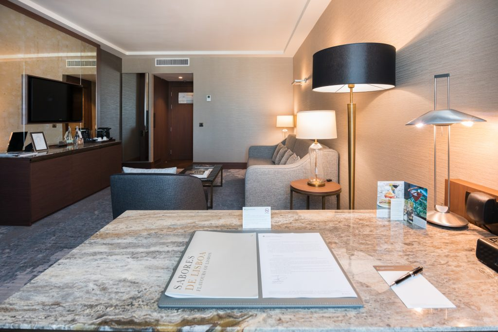 InterContinental Lisbon Suite Duplex
