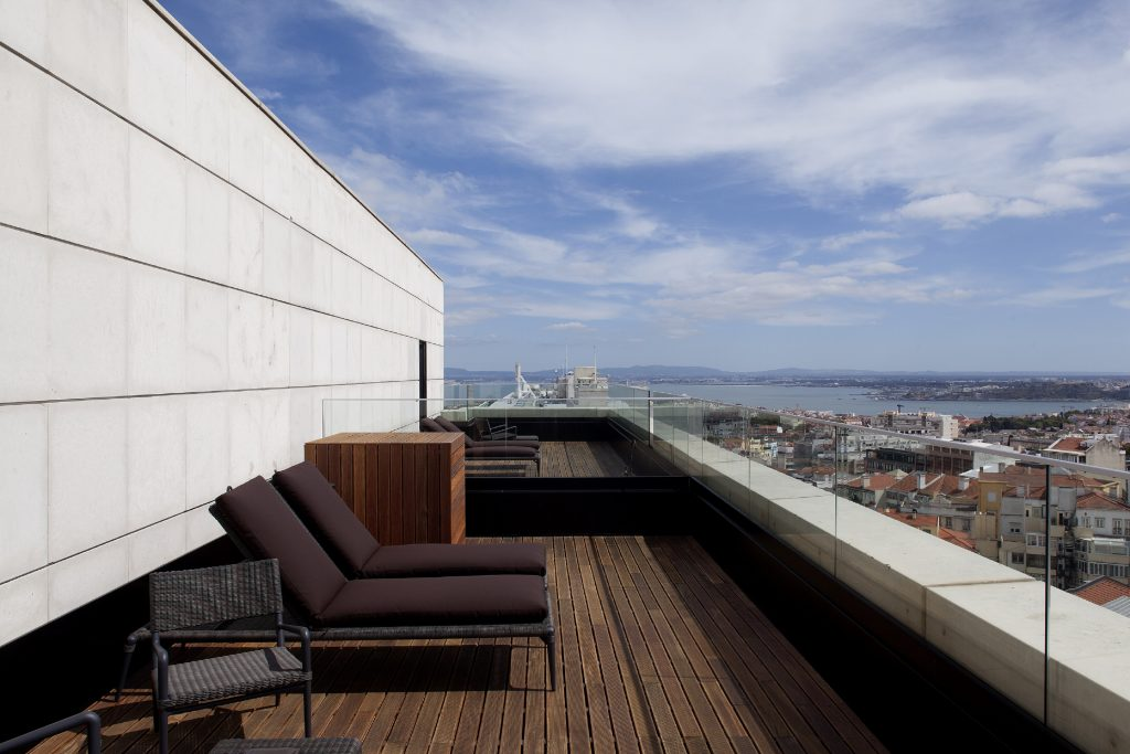 InterContinental Lisbon Suite Duplex c/ Terraço