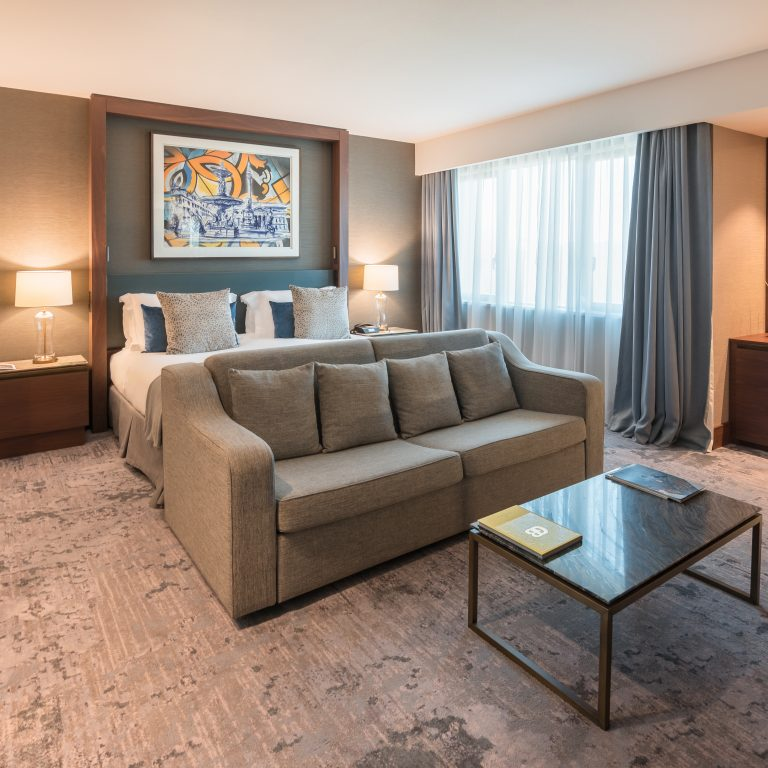 InterContinental Lisbon Junior Suite