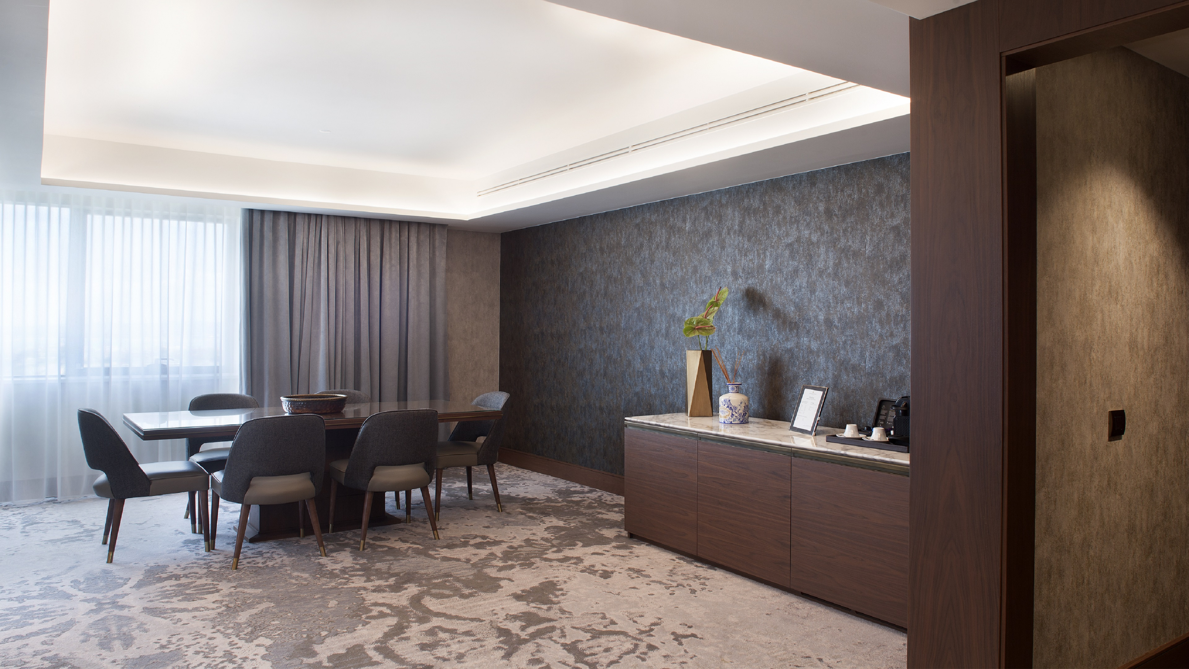 InterContinental Lisbon Double Bedroom Suite