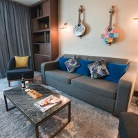 InterContinental Lisbon Executive Suite