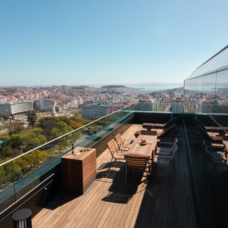 InterContinental Lisbon Suite Executiva c/ Terraço