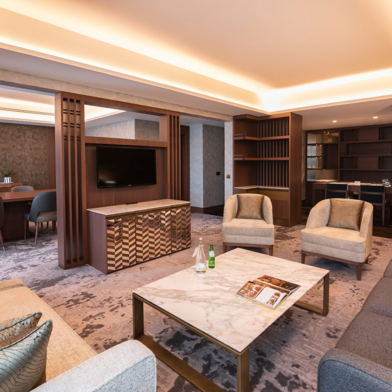InterContinental Lisbon Residence Suite